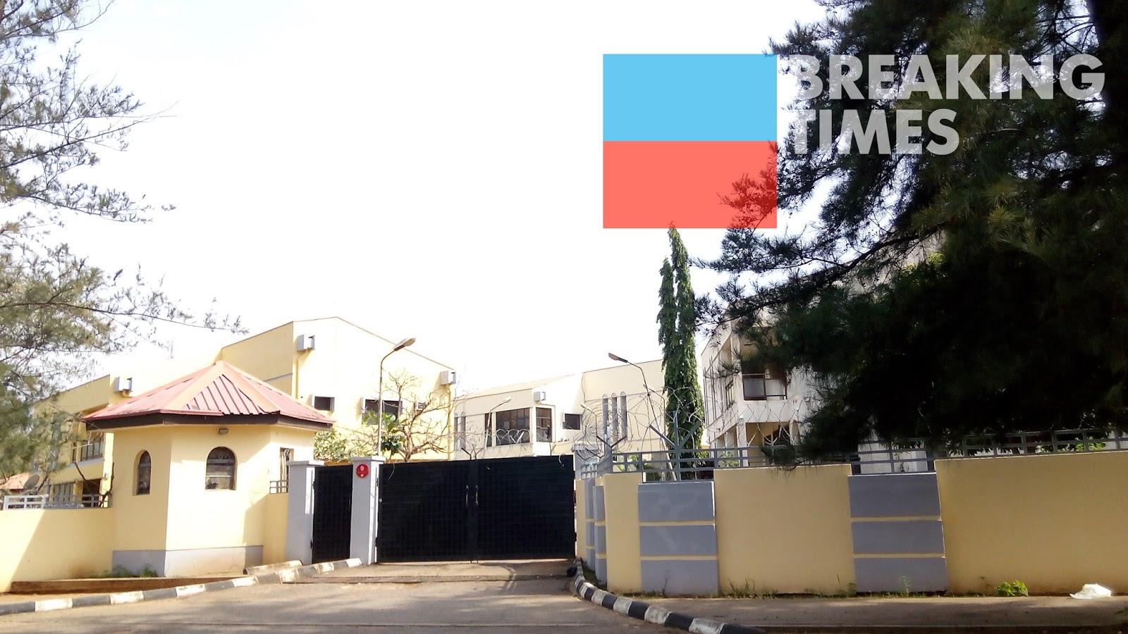 Buhari mansion in abuja nigeria exposed