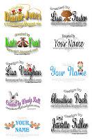 Custom watermarks