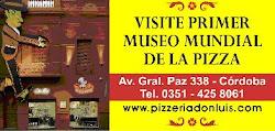 EL MUSEO DE LA PIZZA