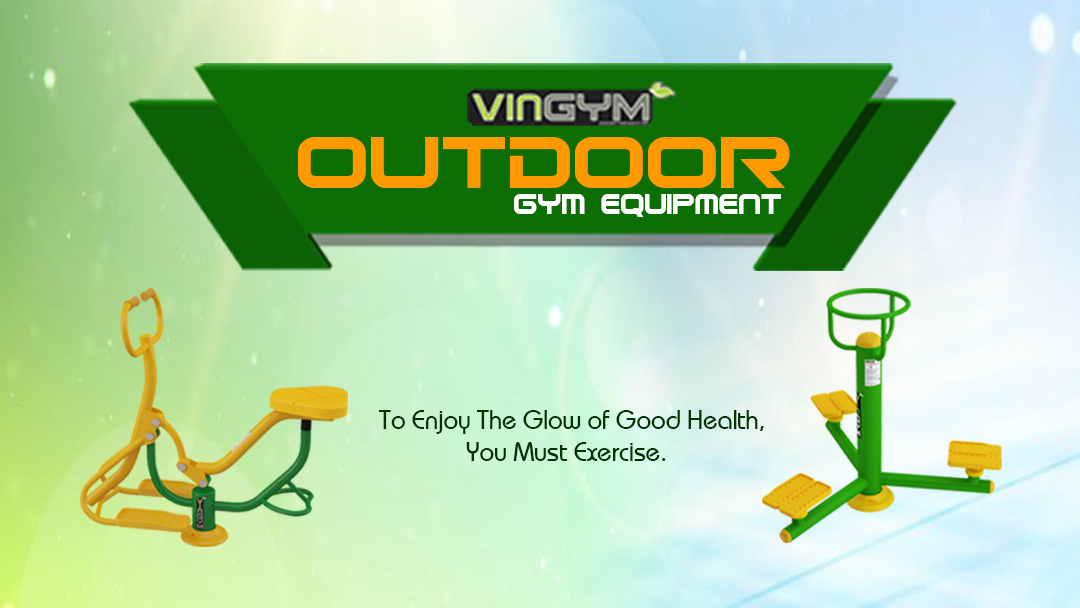 VINGYM: Outdoor Gym & Fitness Equipment