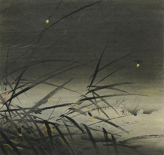 painting by Japanese artist Tsukioka Kogyo