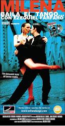 VENTA ON LINE: MILENA Baila el Tango... con Ezequiel Farfaro (DVD's documentary trailer)