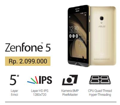 harga zenfone 5