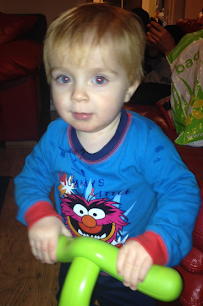 My Gorgeous Grandson Sean