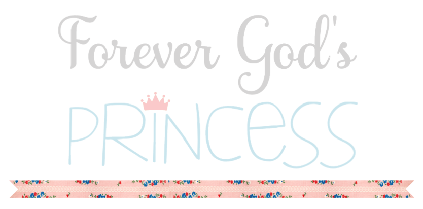 Forever God&#39;s Princess