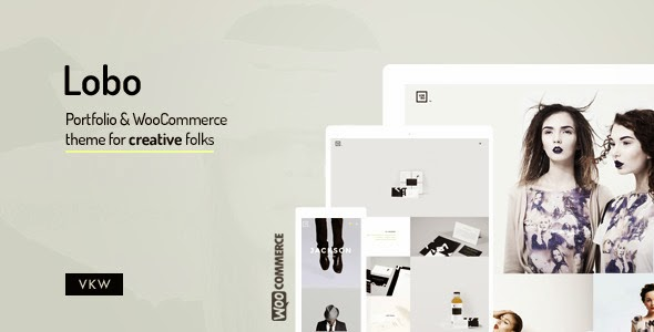 Lobo Portfolio for Freelancers & Agencies WordPress Theme Download Free [Current Version 2.3.6]