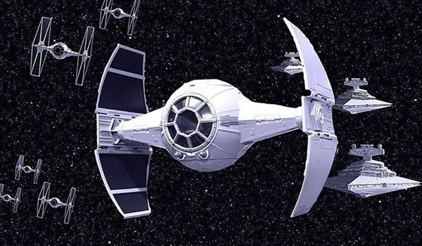 X-Wing Wave 8 Inquisitor's TIE Advanced