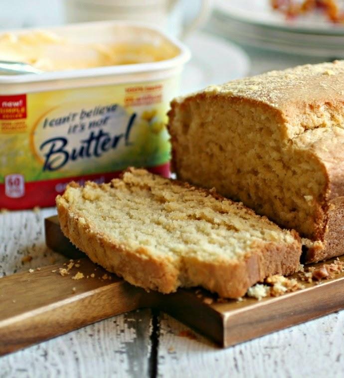 Buttery Breakfast Quick Bread