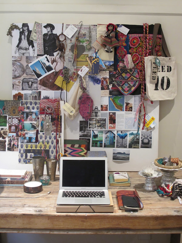 Moda Mood boards and Offices on Pinterest