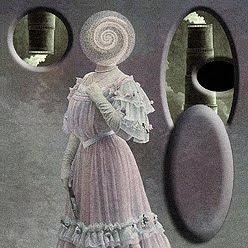 Damen med den lukkede vifte