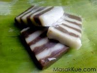 resep buat kue lapis hunkwe kukus tradisional