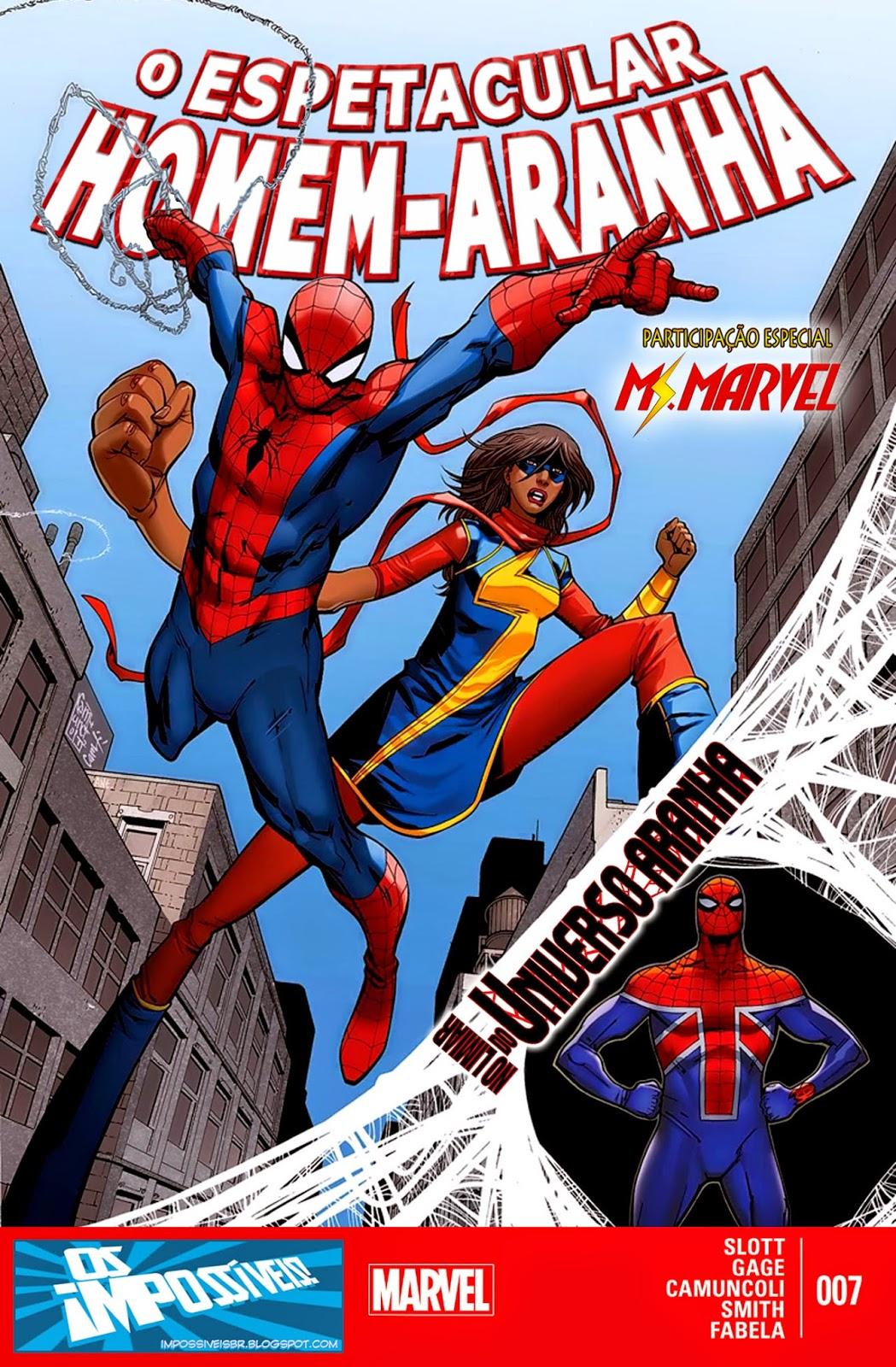 O Espetacular Homem-Aranha #7