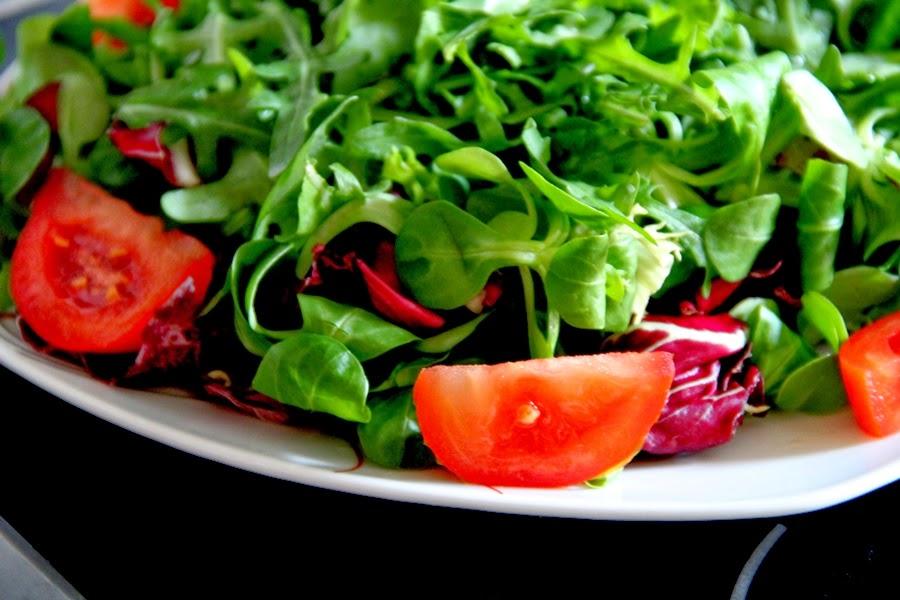 salat tomate