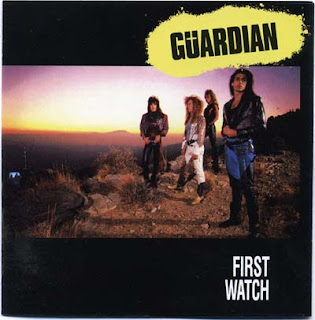 Guardian - First Watch (1989)