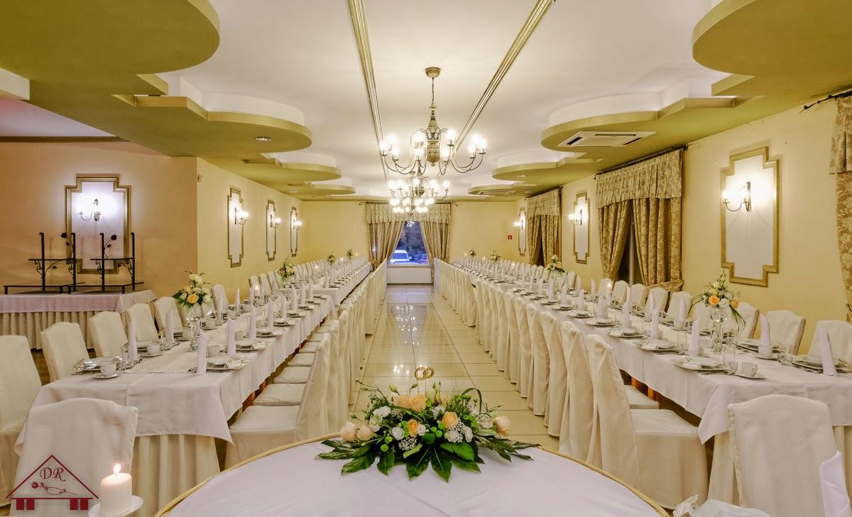 Sala weselna Namysłów - duże wesele