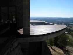 Pileta y jacuzzi en la montaña