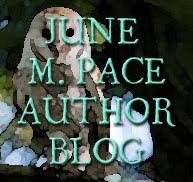 JUNE'S AUTHOR  BLOG