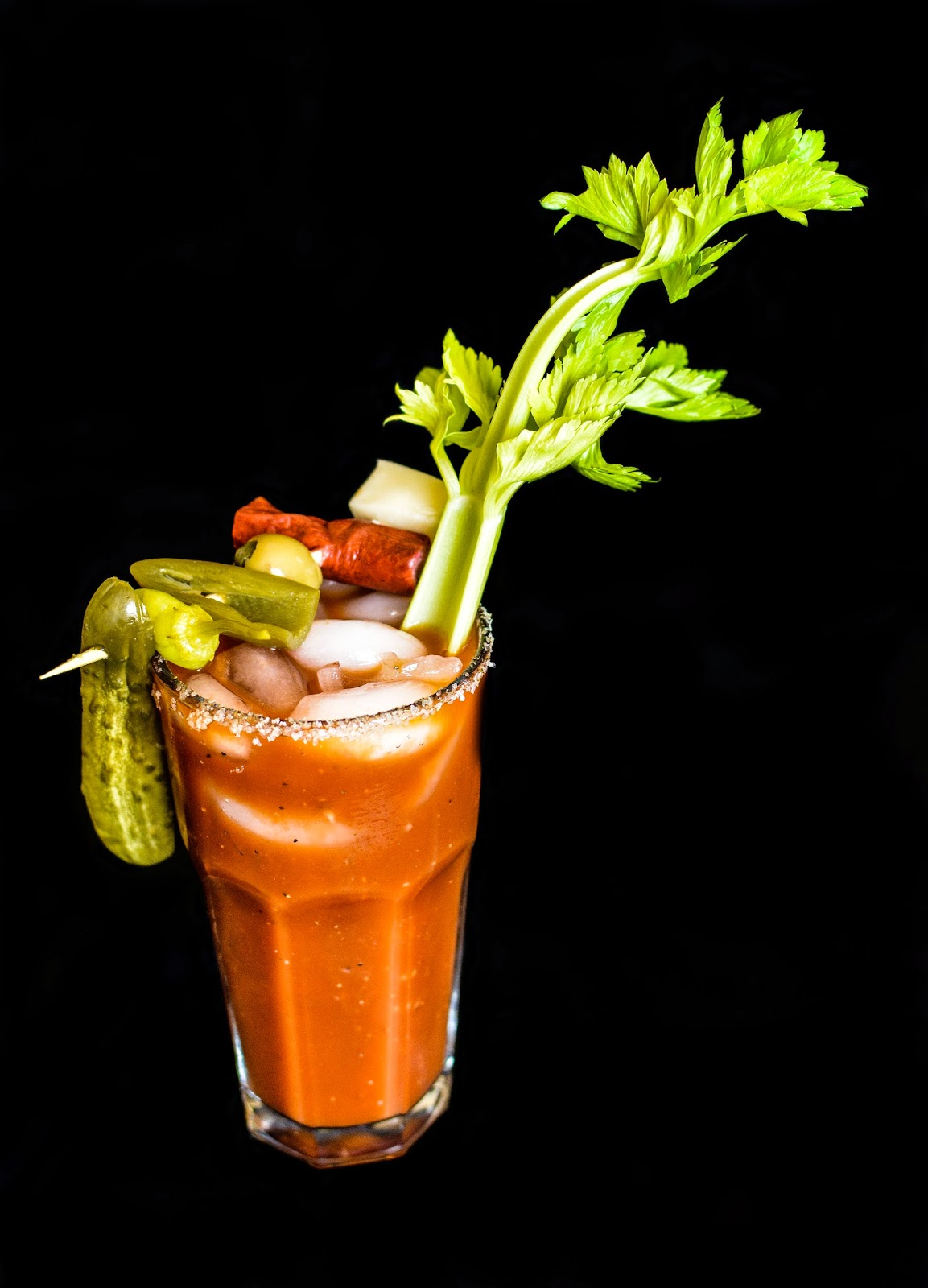 All Food Considered: Bloody Marys