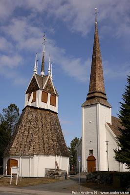 Torneå kyrka Torneo Kirkko