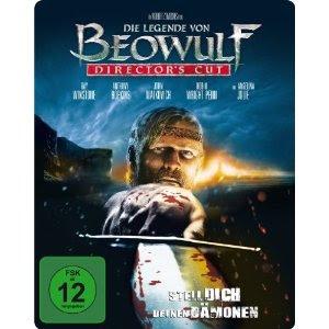 Blu-ray-Steelbooks für 6,97 Euro: Die Legende von Beowulf, Keinohrhasen und Der Goldene Kompass