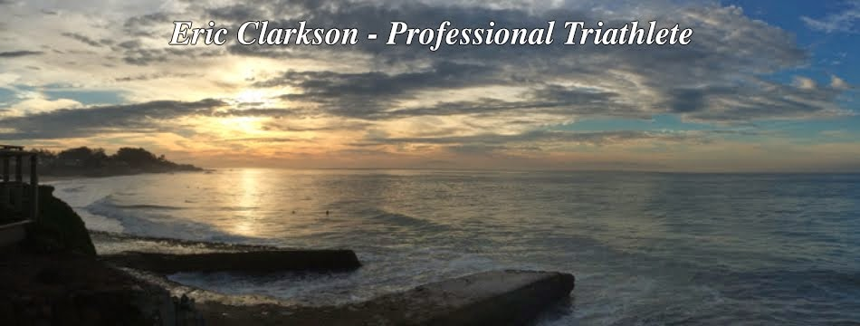 Eric Clarkson - Professional Triathlete