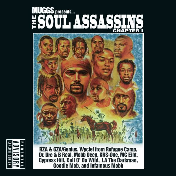 Soul Assassins - Muggs Presents... the Soul Assassins, Chapter 1 Cover