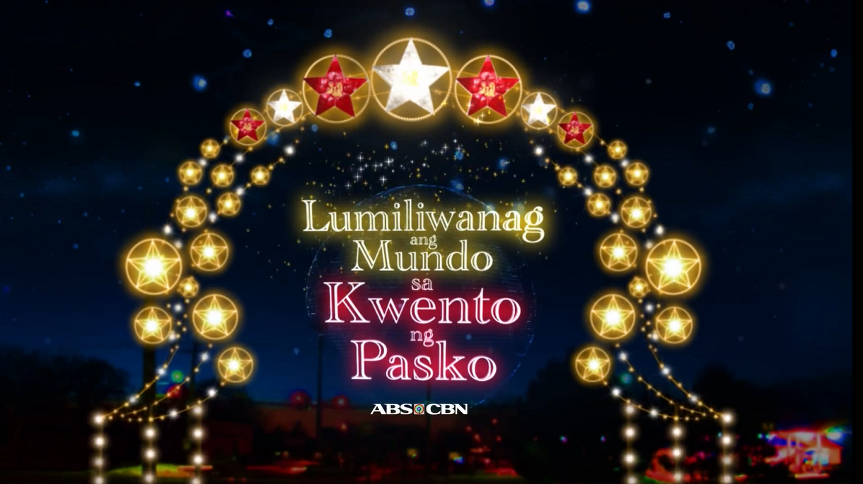 ABS-CBN Christmas Station ID 2012 Music Video