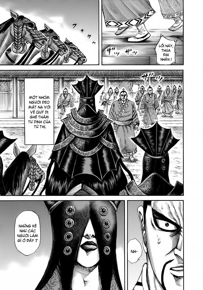 Kingdom - Vương Giả Thiên Hạ Chapter 183 page 8 - IZTruyenTranh.com