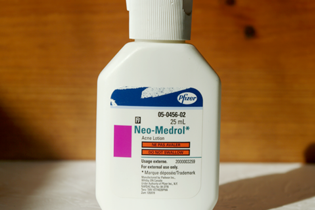 Neo Medrol Acne Lotion