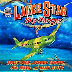 LANCE STAR: SKY RANGER VOL. 4 AUDIO
