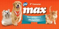 4º Concurso MAX Meu amigo é o Máximo!