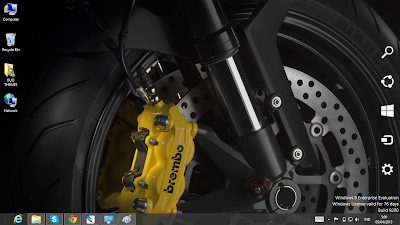 Ducati Monster Diesel Theme For Windows 7 And 8