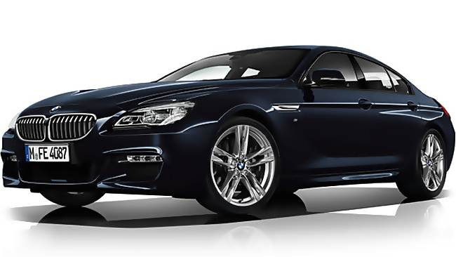 Bmw M2 Series >> 2016 BMW 6 Series Gran Coupe M Design - BMW Redesign