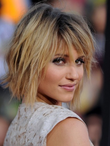 The Cool 2015 Short Hairstyles For Curly Hair Photo