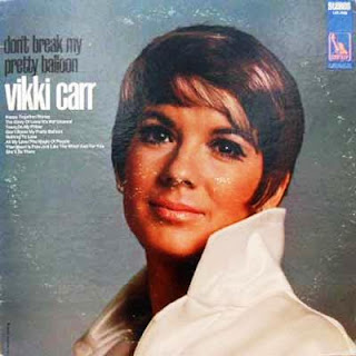 Vikki Carr - Don\'t Break My Pretty Balloon (1968)