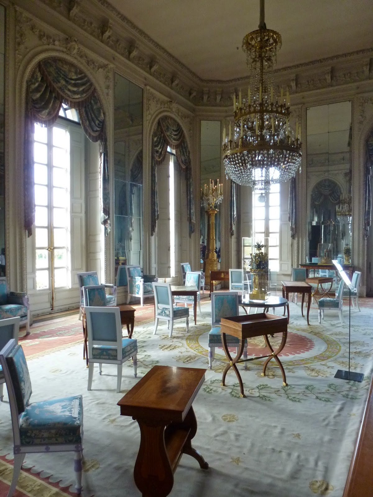 Atelier d 39 h l ne versailles trianon 2 me partie for Architecte de versailles sous louis xiv