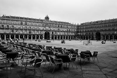 Plaza Mayor (Salamanca, España), by Guillermo Aldaya / PhotoConversa