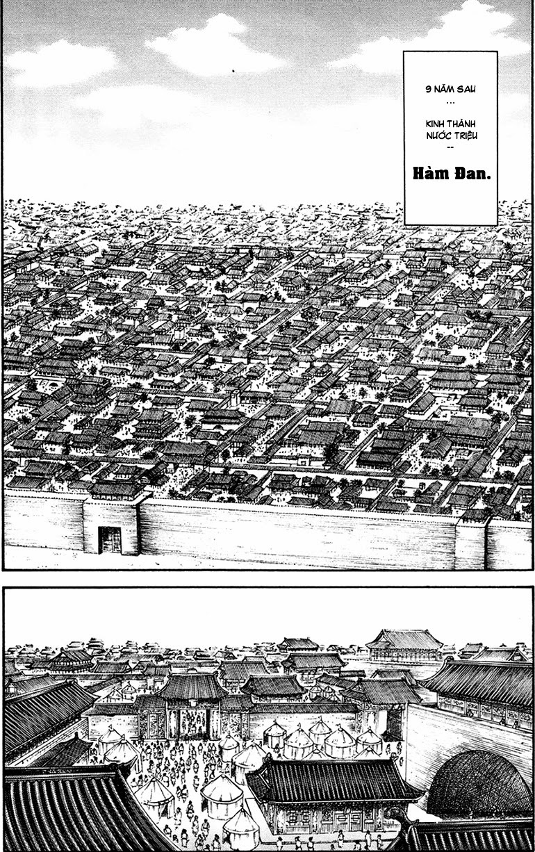 Kingdom - Vương Giả Thiên Hạ trang 13