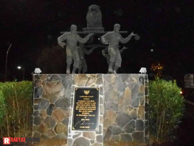 Patung Sisingaan Subang