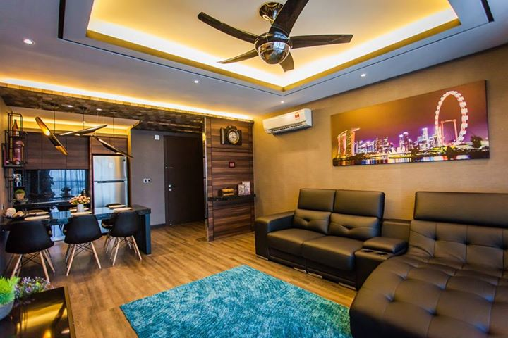 Penang holiao for Interior design 900 sq ft