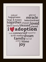 We {LOVE} adoption....
