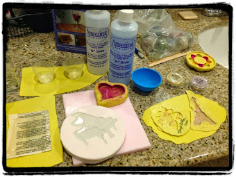 Transform your Mixed Media Art with Amazing Casting Products!