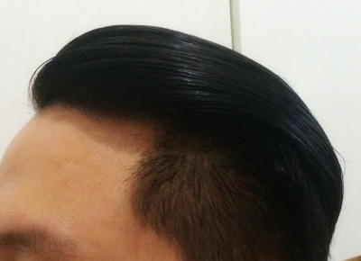 Dax High & Tight Awesome Shine Tingkat Hold Medium