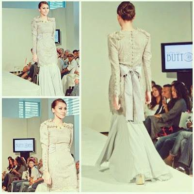 Galerry idea design baju nikah