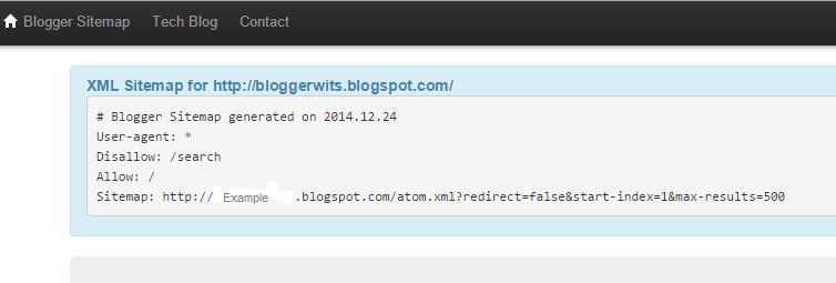 Add Blogger Blog To Google Webmaster Tools