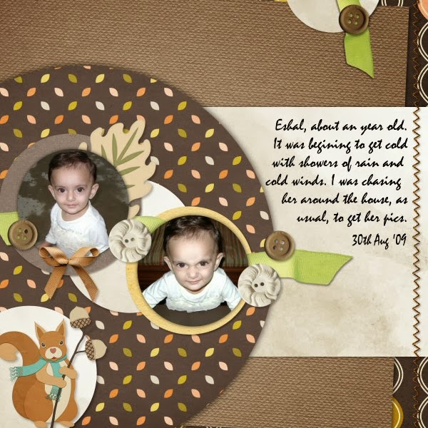 Pic of LO using Thanks Giving Feast by Crescent Moon Designs