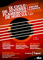 CICLO JVENES FLAMENCOS DE HUELVA