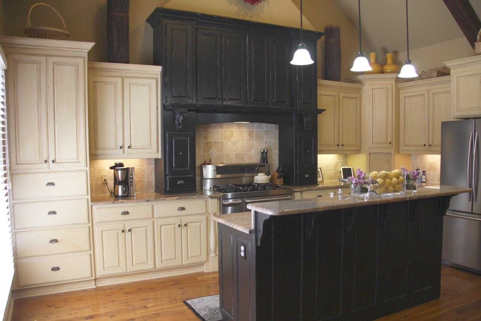 organized kitchen cabinets - simply organized