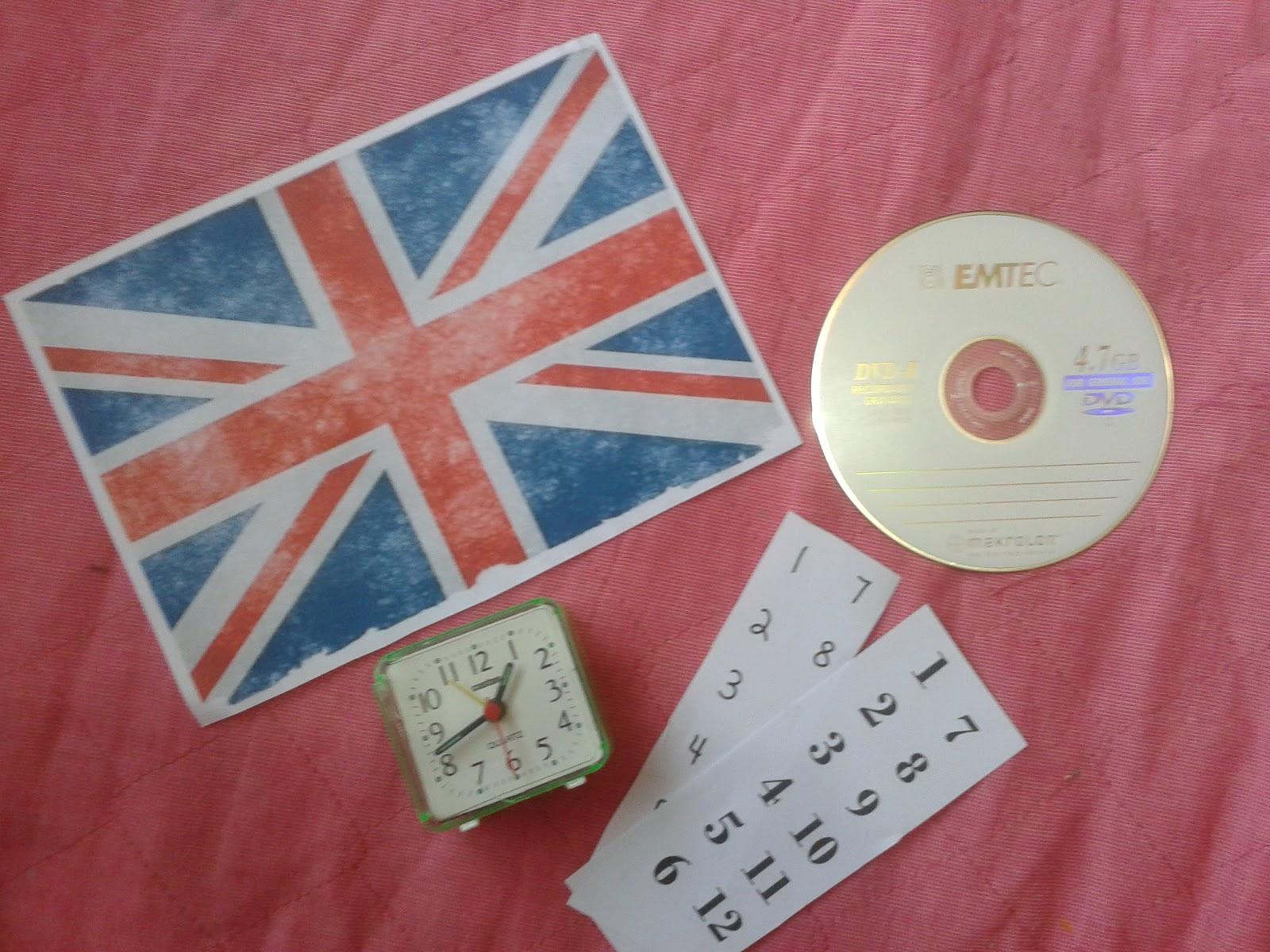 Decoração Com Cd ~ Põe no Varal DIY e Decoraç u00e3o Relógio feito com CD