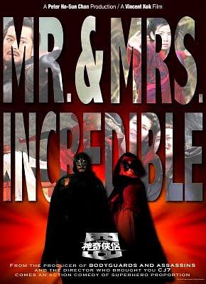 Senhor e Senhora Incrível – 2011 – Ver Filme Online